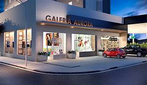Fachadas de lojas comerciais + 60 Fotos de modelos de