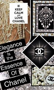 Chanel Collage by - @staceylangner   Chanel lover, Chanel ...