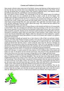 customs and traditions in great britain worksheet free esl printable worksheets made by teachers