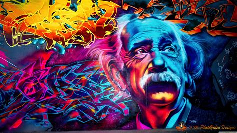 Street Art 4K HD Desktop Wallpaper for 4K Ultra HD TV