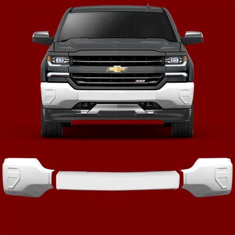 silverado  truck bumper covers
