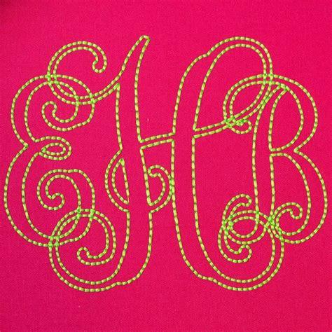 bean stitch designs  juju embroidery blog