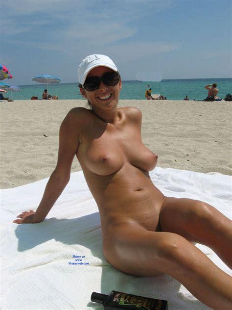 Sitting Naked At The Beach May Voyeur Web Hall