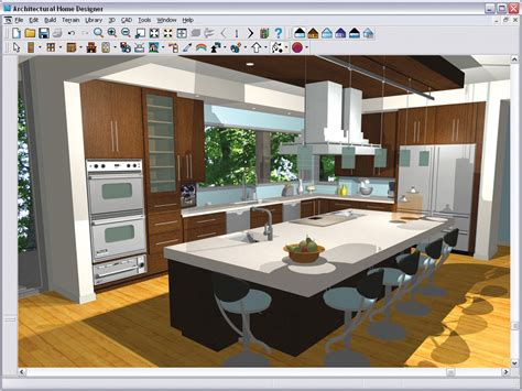 kitchen furniture design software amazon com chief architect architectural home designer 9