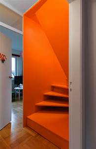 Purposeful Consolidation  Stair Case Study Houses  I  - Detail