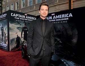 Sebastian Stan in 'Captain America: The Winter Soldier ...