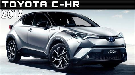2017 Toyota C-hr Review Rendered Price Specs Release Date