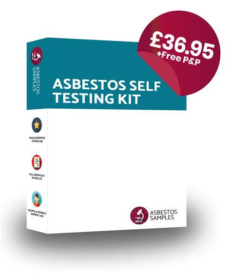 asbestos testing kits     uk