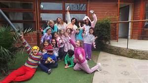 Dia 100 de clases en Highlands Montessori School of Santiago