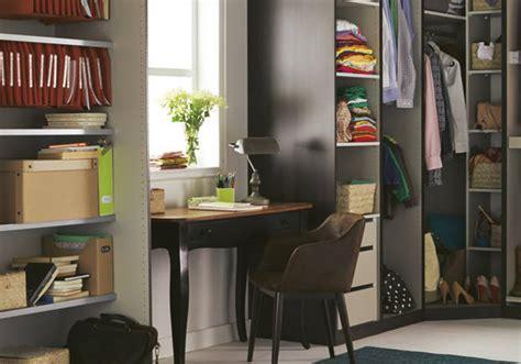 dressing bureau 10 coins sympas pour s aménager un bureau décoration