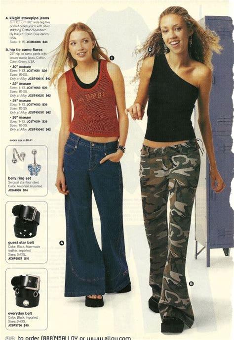 90er damen flashback alloy 2000er 2000er jahre mode 90er mode und 90er jahre