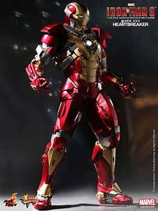 hot, toys, 1, , 6, iron, man, 3, , , mark, xvii, heartbreaker, , official, photoreview, no, 11, big, size, images
