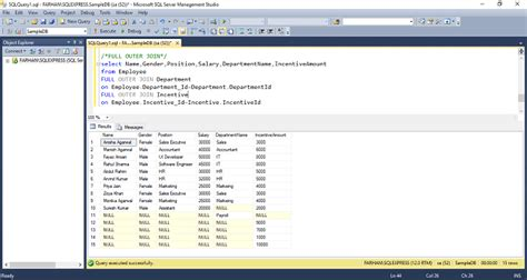 join tables  foreign key  sql server