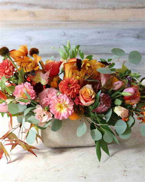 season flowers   perfect   fall wedding