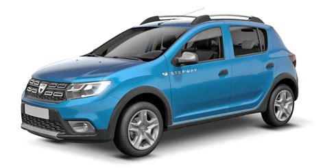 Listino Dacia Sandero Stepway prezzo - scheda tecnica ...