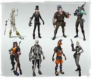 Fortnite - La mise u00e0 jour Halloween du00e8s demain - Cooldown