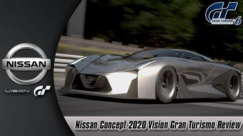 2020 Nissan Gran Turismo by Gran Turismo 6 Nissan Concept 2020 Vision Gran Turismo