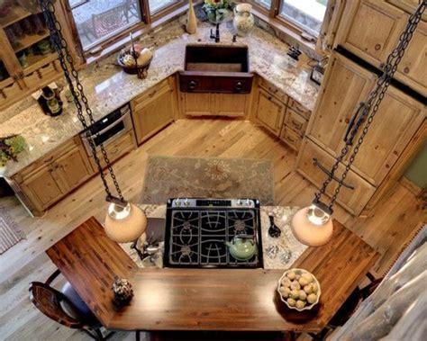 meuble pour cuisine pas cher la cuisine arrondie dans 41 photos pleines d 39 idées