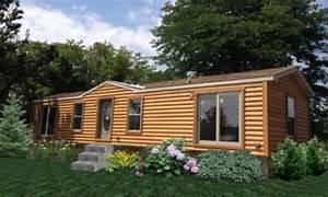 Log Cabin Style Modular Homes Log Cabin Modular Homes ...