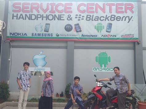 service center blackberryandroid iphone bergaransi