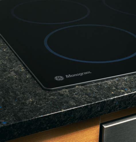 zhurbmbb ge monogram  induction cooktop monogram appliances