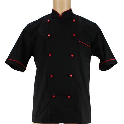 veste cuisine couleur veste de cuisine avec liseré pour homme lisavet