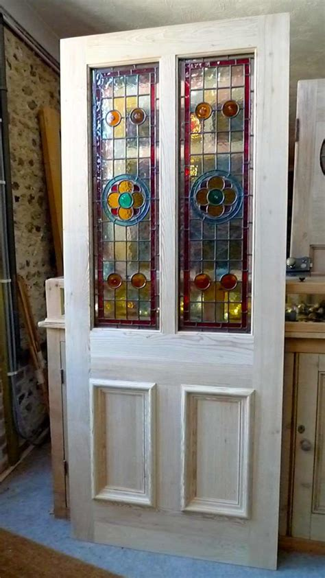 victorian  edwardian glazed front doors