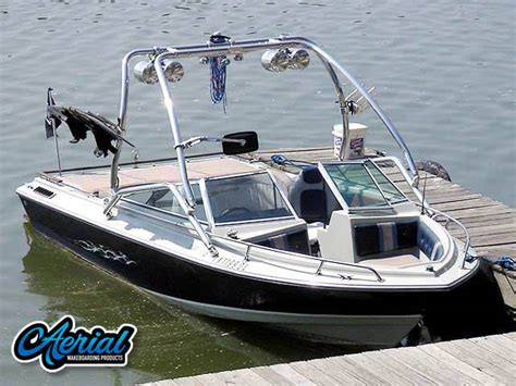 Four Winns Boat Mirror by Airborne Wakeboard Tower Reviews And Installation Photos