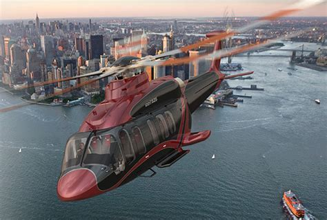 Damn Rich People: Helicopter With Ultra Luxury Interiors