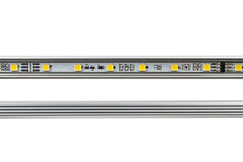 weatherproof led linear light bar fixture aluminum light
