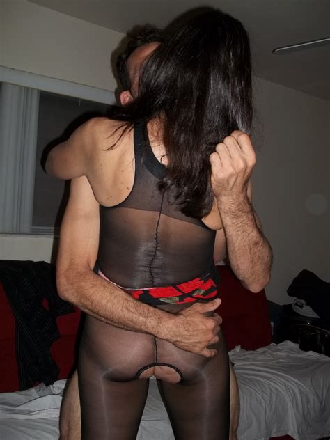 Porn Pic From Milf Pantyhose Sex Cuckold
