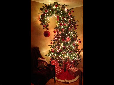 whoville tree winter christmas pinterest