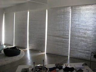 diy panels insulate large windows  doors