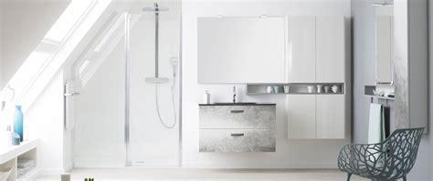 comment sublimer une salle de bains dans  petit espace perene