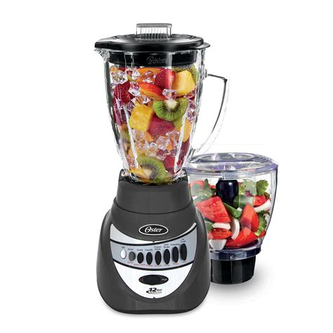 cuisine blender oster precise blend 700 blender plus food chopper