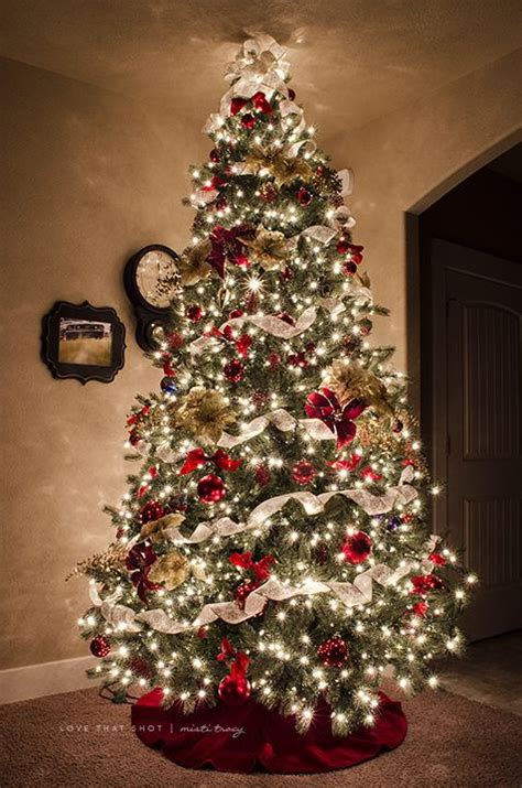 60+ Christmas Trees Beautifully Decorated To Inspire