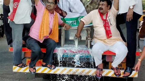 Farmers' protest in Maharashtra, MP: Both BJP-ruled ...