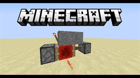 Minecraft Flip Flop Tutorial Youtube