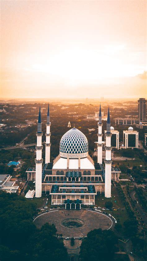 Golden Mosque Wallpaper by 50 Wallpaper Keren Untuk Iphone Bikin Til Beda