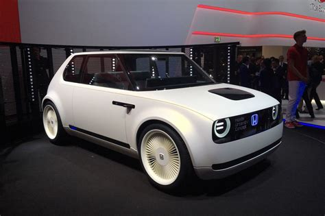 Honda Unveils Quirky Looking Urban Ev Concept News