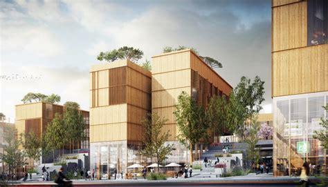 wood   future  urban architecture