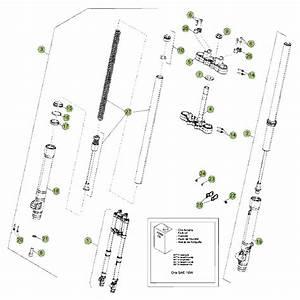 Beta Rr 125 Lc Ersatzteile : beta rr50 12 13 gabel 1 im motocross enduro shop mxc gmbh ~ Jslefanu.com Haus und Dekorationen
