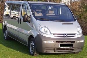 Dimension Opel Vivaro : file opel vivaro wikimedia commons ~ Gottalentnigeria.com Avis de Voitures