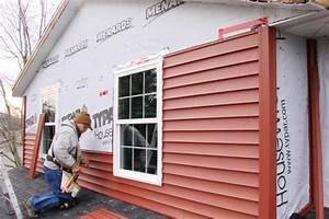 How to Install Vinyl Siding – DIY Guide – Siding Cost