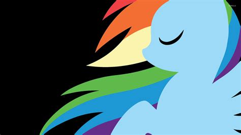 Rainbow Animated Wallpaper - animated rainbow dash wallpaper wallpapersafari