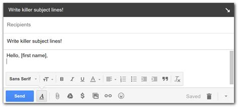 What To Write In A Subject Line In Emailing Resume by How To Write Emails That Convert For Real