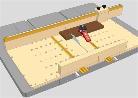crosscut sled plans  woodworking projects plans