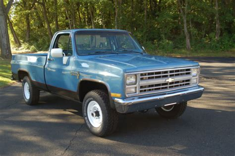 1985 Chevrolet Truck by 1985 Chevy 3 4 Ton 4wd Truck