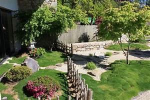 jardin japonais et jardin zen cote maison With comment amenager un petit jardin 5 mini jardin japonais