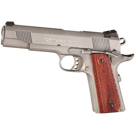 Colt Xse Government Model Semi Automatic 45 Acp 81